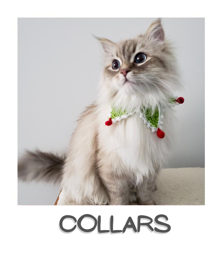Cat collars,harnesses & leashes