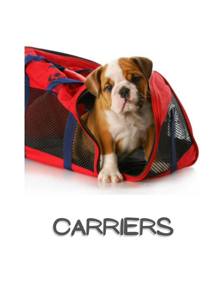 dog carriers strollers travel