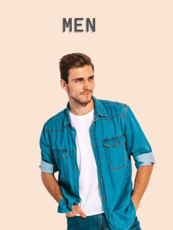 men clothing accessories